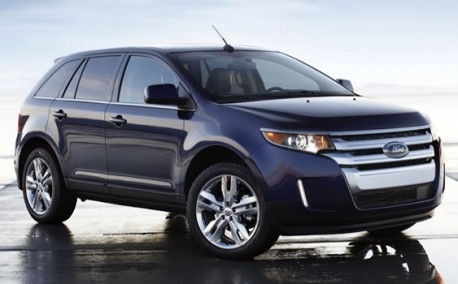 2011 Ford Edge to be imported into China