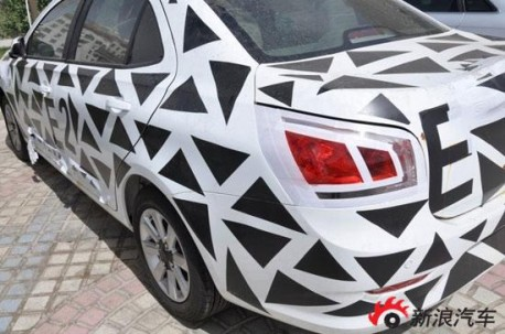 wuling baojun sedan