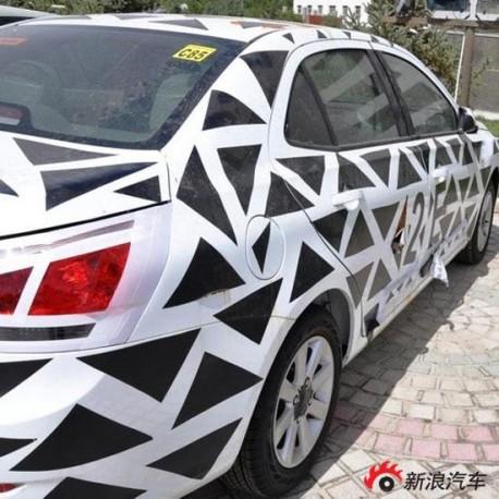 Baojun Wuling sedan 4