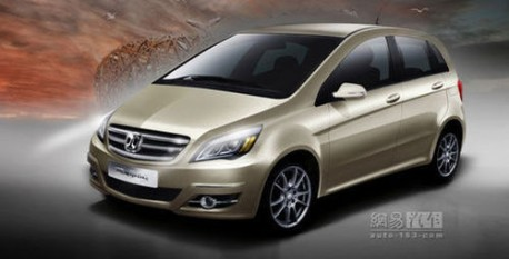Beijing Auto C30 listed next year