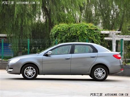 Dongfeng Fengsheng S30 Sedan