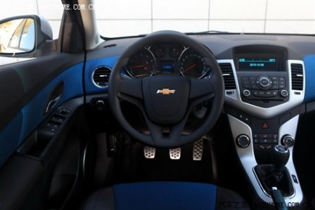Chevrolet Cruze 1.6 Turbo China