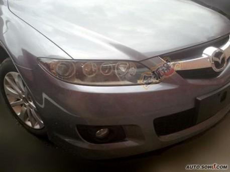 FAW Mazda 6 facelift China