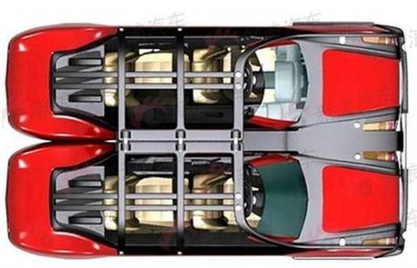 Geely Catamaran Concept