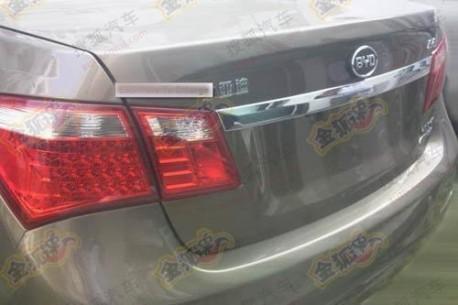 New BYD G6 sedan