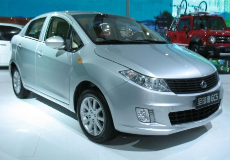 Geely GLEagle GC5