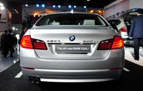 BMW 520Li China