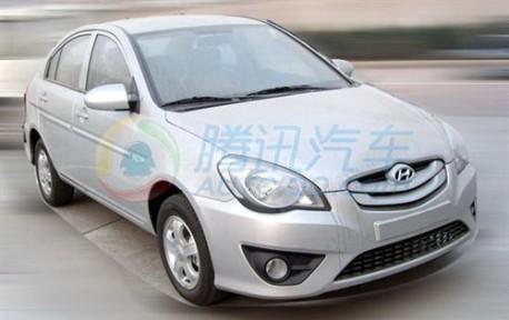Beijing-Hyundai Accent