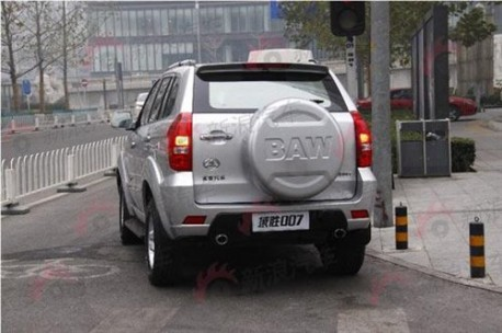 Beijing Auto 007 SUV