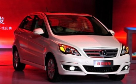 Beijing Auto BC301Z Launched in China