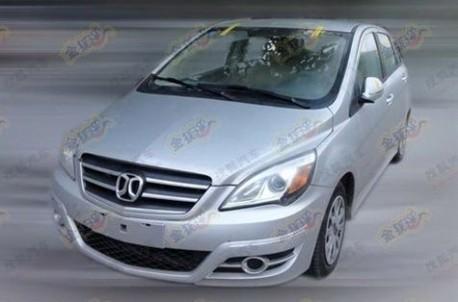 Beijing Auto C30