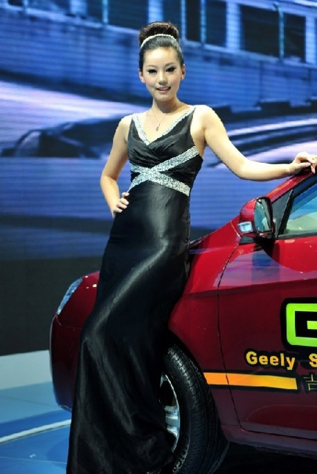 Guangzhou Auto Show: the Girls - CarNewsChina.com