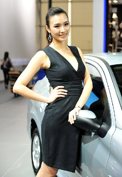 Guangzhou Auto Show The Girls Carnewschina Com