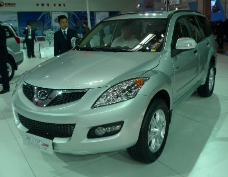 Greatwall Haval H5