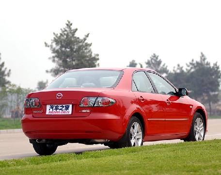 FAW-Mazda old Mazda 6