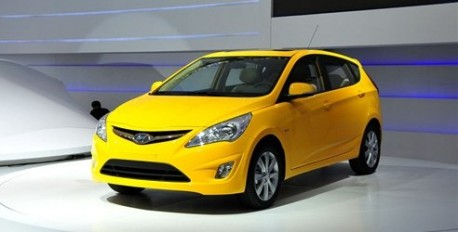 New Hyundai Verna hatchback from China