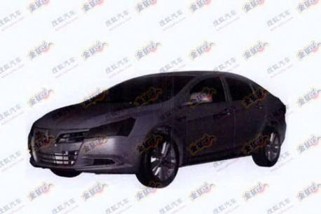 Dongfeng-Yulong Luxgen Sedan
