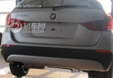 BMW X1 made in China
