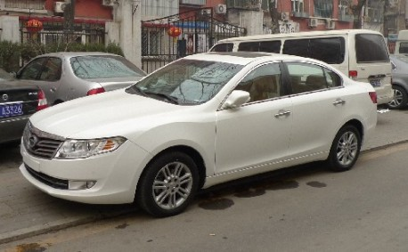 Guangzhou Auto Trumpchi