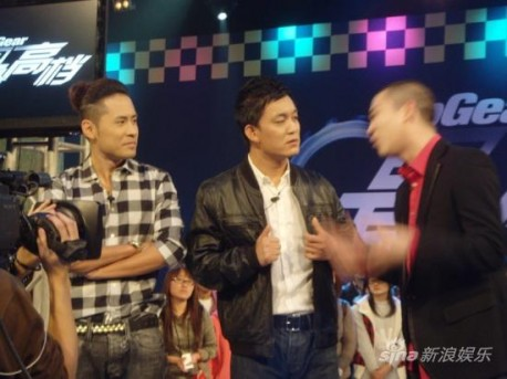 TopGear China edition screenshot