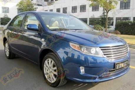Geely GLEagle GC7