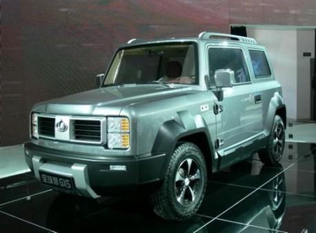 Geely GLEagle GX5