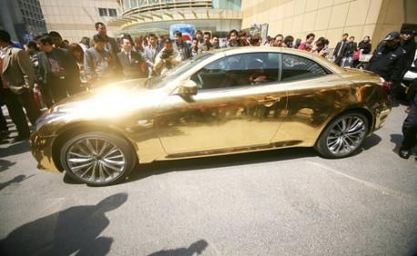 Nissan May Build Infiniti Brand Cars In China Carnewschina Com