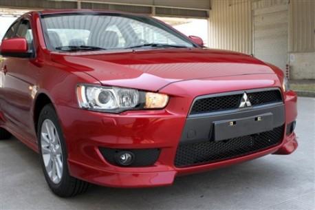 Mitsubishi Lancer EX China