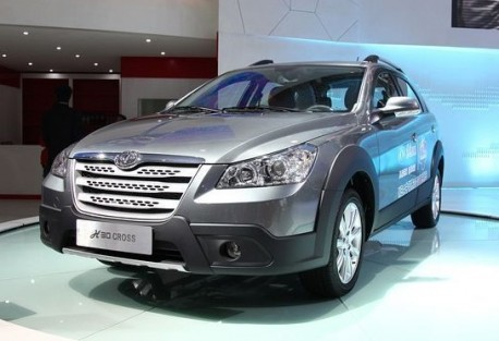 Dongfeng-Fengshen H30 Cross Listed & Priced in China