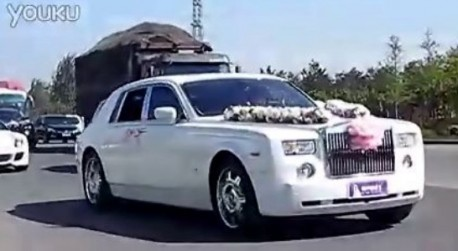 Another Supercar Wedding In China With Movie Carnewschina Com