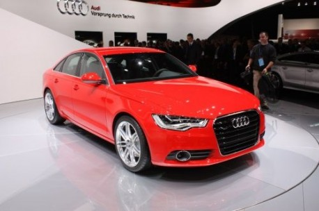 Two Audi A For China CarNewsChinacom China Auto News - Audi car made in which country