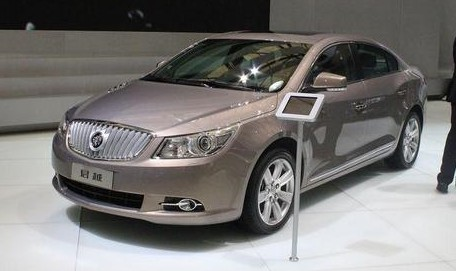 Buick Lacrosse Hybrid To Be Listed In China Q3