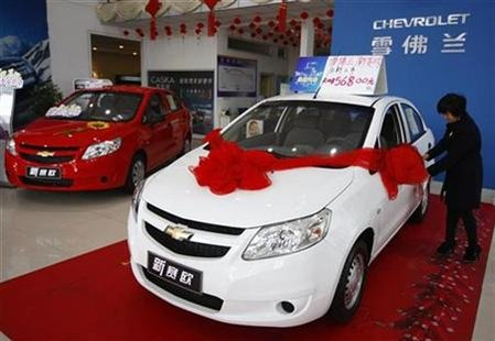 GM China