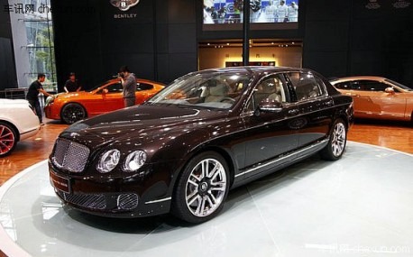 Bentley Continental Flying Spur 'Linley for Bentley'