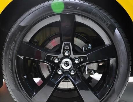 Chevrolet Camaro Transformers Edition