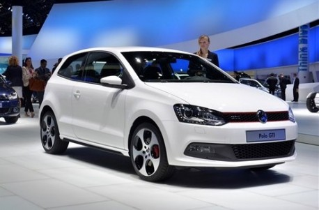 Volkswagen Polo GTI China