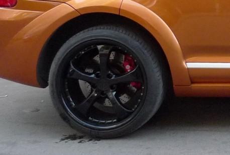 Porsche Cayenne TechArt Magnum