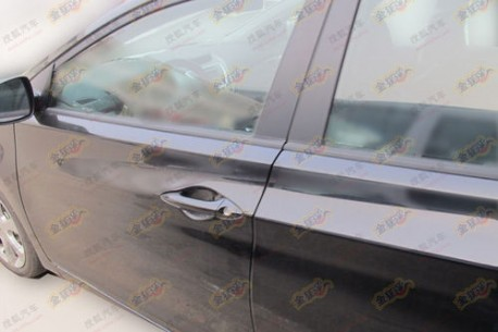 new Hyundai Elantra China