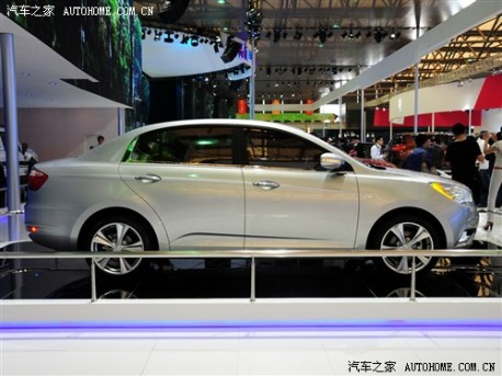 Geely GLeagle GC6