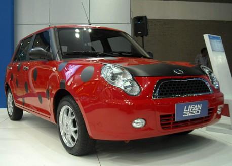 Lifan 320 China