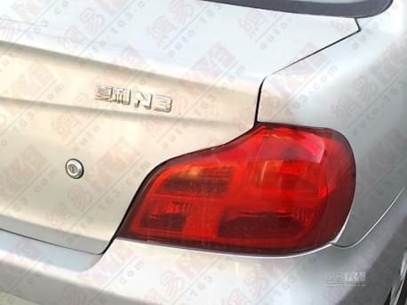 Tianjin Xiali N3 testing in China
