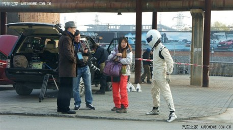 Top Gear China Special