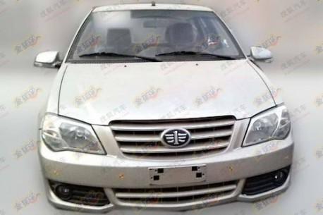 Tianjin Xiali N3 hatchback
