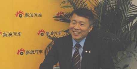 Zheng Xiancong, general manager of the Guangzhou-Fiat joint venture