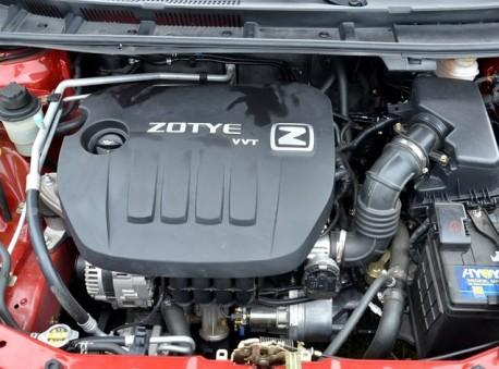 Zotye Z300