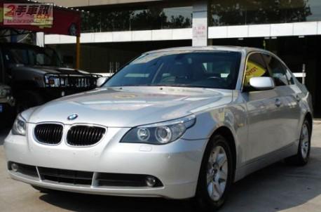Brilliance BMW 5-series China