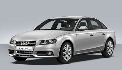 Audi A4L China