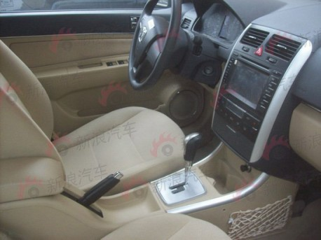 Beijing Auto BC301 EV