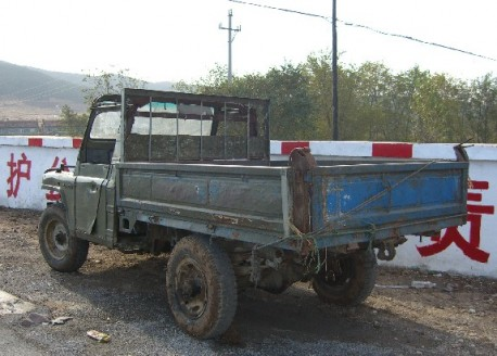 Beijing-Jeep Truck in China