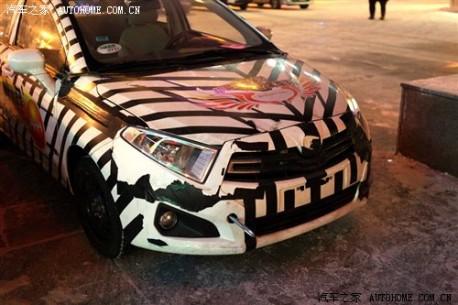 Brilliance H330 sedan